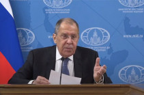 No issue of cutting Nagorno Karabakh from Armenia raised – Lavrov