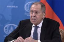 Сейчас не лучшее время выдвигать тему статуса Нагорного Карабаха - Лавров