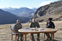 Картинное чаепитие с пахлавой в Шуши экзистенциально обязывает Алиева держаться зубами за Карабах, но это вовсе не значит, что он его удержит