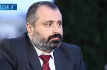 Глава МИД Карабаха направил письма в ООН, СЕ, сопредседателям Минской группы по ситуации с армянскими пленными в Азербайджане