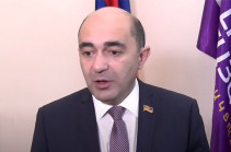 Authorities are afraid of examination of the pace of war – Edmon Marukyan