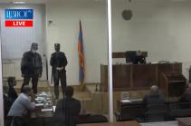 Քոչարյանի և մյուսների գործով դատախազներին բացարկ հայտնելու միջնորդության վերաբերյալ դատարանը հեռացավ խորհրդակցական սենյակ