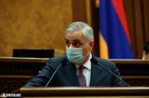 Составленная газетой «Коммерсант» карта транспортных коридоров в Карабахе является больше желанием, чем реальностью - вице-премьер Армении