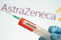 Հայաստանը ձեռք կբերի բրիտանական AstraZeneca պատվաստանյութը