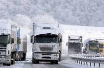 Ստեփանծմինդա-Լարս ավտոճանապարհը բաց է միայն մարդատար ավտոմեքենաների համար. ռուսական կողմում կուտակված է 820 բեռնատար