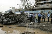 Число жертв взрыва в центре Багдада возросло до восьми человек