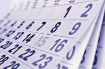 Ոչ աշխատանքային օրեր կլինեն միայն հունվարի 1-ը, 2-ը և 6-ը. Էկոնոմիկայի նախարարության նոր առաջարկը