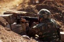 Հայ-ադրբեջանական շփման գծի ամբողջ երկայնքով շարունակվել է պահպանվել կայուն օպերատիվ իրավիճակ. ՀՀ ՊՆ