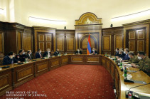 Armenian PM, Artsakh president held extended consultation of Security Council