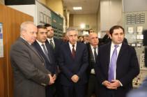 Министр территориального управления и инфраструктур Армении и посол России подвели итоги выполнения работ в рамках модернизации Армянской АЭС в 2020 году