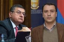 Գագիկ Ջհանգիրյանն ու Դավիթ Խաչատուրյանն ընտրվեցին ԲԴԽ անդամներ
