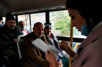Over 130 refugees return to Karabakh in a day