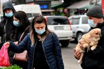 Число инфицированных коронавирусом в Грузии увеличилось за сутки на 998