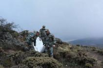 Азербайджан передал армянской стороне тела 30 военнослужащих