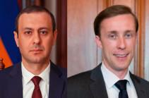 Армения придает большое значение двусторонним отношениям с США – Григорян поздравил Салливана