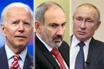 Запад включается в игру, в Ереване чётко уловили сигналы и разрабатывают план действий