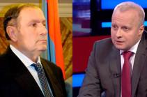 Լևոն Տեր-Պետրոսյանն ընդունել է ՌԴ դեսպանին. քննարկվել է Ադրբեջանում պահվող հայ գերիների վերադարձի հարցը