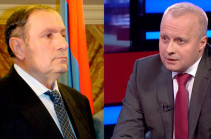 Armenia's first president meets Russia's ambassador, discusses issue of return of POWs kept in Azerbaijan