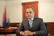 Бывший губернатор Сюника заявил, что против него начато политическое преследование