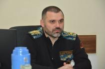 Карен Саргсян назначен министром внутренних дел Нагорного Карабаха