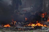 Ահաբեկչություն Սիրիայի հյուսիսում. կա 2 զոհ