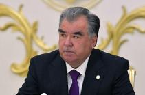 Տաջիկստանի նախագահը հայտարարել է երկրում կորոնավիրուսին հաղթելու մասին