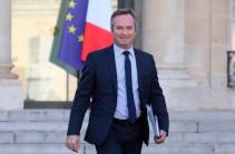 Երևան է ժամանելու Ֆրանսիայի Եվրոպայի և արտաքին գործերի նախարարության պետքարտուղար Ժան Բատիստ Լըմուանը