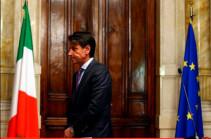 Իտալիայի վարչապետը հրաժարականի դիմում է ներկայացրել