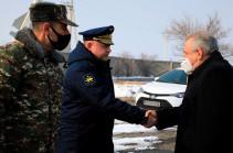 Վաղարշակ Հարությունյանը կարևորել է հայ-ռուսական ռազմական համագործակցության խորացման անհրաժեշտությունը