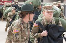 ԱՄՆ բանակի կանանց թույլ կտան նկարել շրթունքներն ու եղունգները