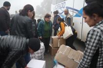 Более 150 беженцев вернулись в Степанакерт за сутки