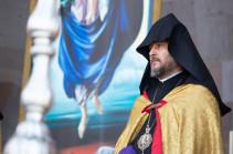 Գերաշնորհ Տ․ Մուշեղ եպիսկոպոս Բաբայանը նշանակվել է Մայր Աթոռ Սուրբ Էջմիածնի Վանական խորհրդի ատենապետ