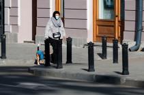 Число инфицированных коронавирусом в Грузии увеличилось за сутки на 742