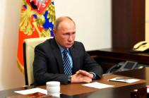 Путин заявил об угрозе борьбы «всех против всех»