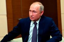 Путин призвал обеспечить позитивное развитие в мире