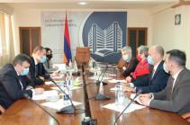 Վահան Քերոբյանը և ԵՄ պատվիրակության ղեկավարը քննարկել են համագործակցության հետագա խորացման հնարավորությունները