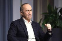 Роберт Кочарян примет участие во внеочередных выборах