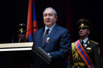 We are indebted to our heroic martyrs. President of the Republic Armen Sarkissian's message on the occasion of the Army Day