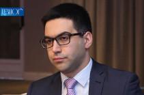 Կոռուպցիայի դեմ պայքարը տալիս է իր արդյունքները. Հայաստանը Կոռուպցիայի ընկալման համաթվում էական առաջընթաց գրանցող երկիր է. Ռուստամ Բադասյան