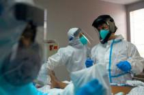 Число случаев COVID-19 в США выросло за сутки на 152 тысячи