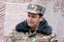 Бывший глава Минобороны Карабаха получил должность в Ереване