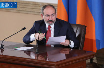Armenia's PM decrees to set commission to coordinate works of Armenian side of trilateral task group