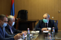 Pashinyan discussed exclusively programs related to Ararat province during his visit