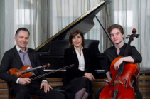 Konstantin Ishkhanov Supports Khachaturian Trio's Return to Concert Activities