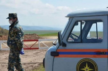 Search works of bodies of Armenian servicemen to resume tomorrow