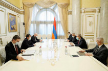 Armenia's PM, Artsakh president discuss implementation of big infrastructural projects in Artsakh