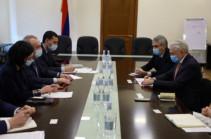 Հայկական կողմն ակնկալում է ՄԱԿ-ի աջակցությունը Արցախի հսկողությունից դուրս հայտնված պատմամշակութային ժառանգության պահպանման գործում
