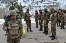 Will conscripts be sent to Artsakh to serve there? MOD says answer to the question is of state secrecy