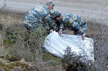 Արցախում վերսկսել են զինծառայողների աճյունների որոնողական աշխատանքները