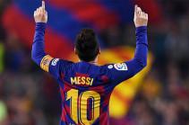 Մեսին IFFHS-ի վարկածով տասնամյակի լավագույն ֆուտբոլիստն է, լավագույն եռյակում են Ռոնալդուն և Ինյեստան